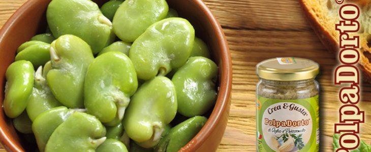Polpadorto Aglio e Prezzemolo in: Fave in Verde